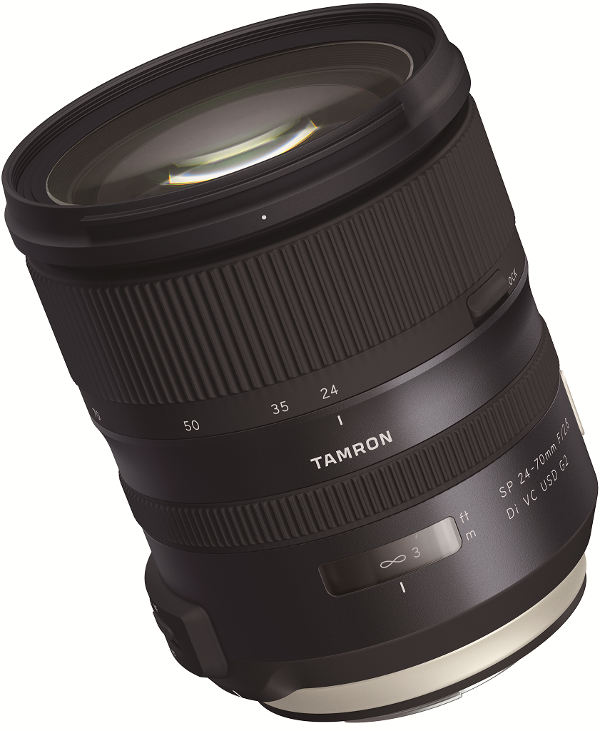 TAMRON 24-70 mm f/2,8 SP Di VC USD G2 pro Nikon