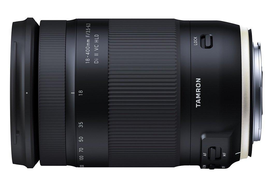 TAMRON 18-400 mm f/3,5-6,3 Di II VC HLD pro Nikon