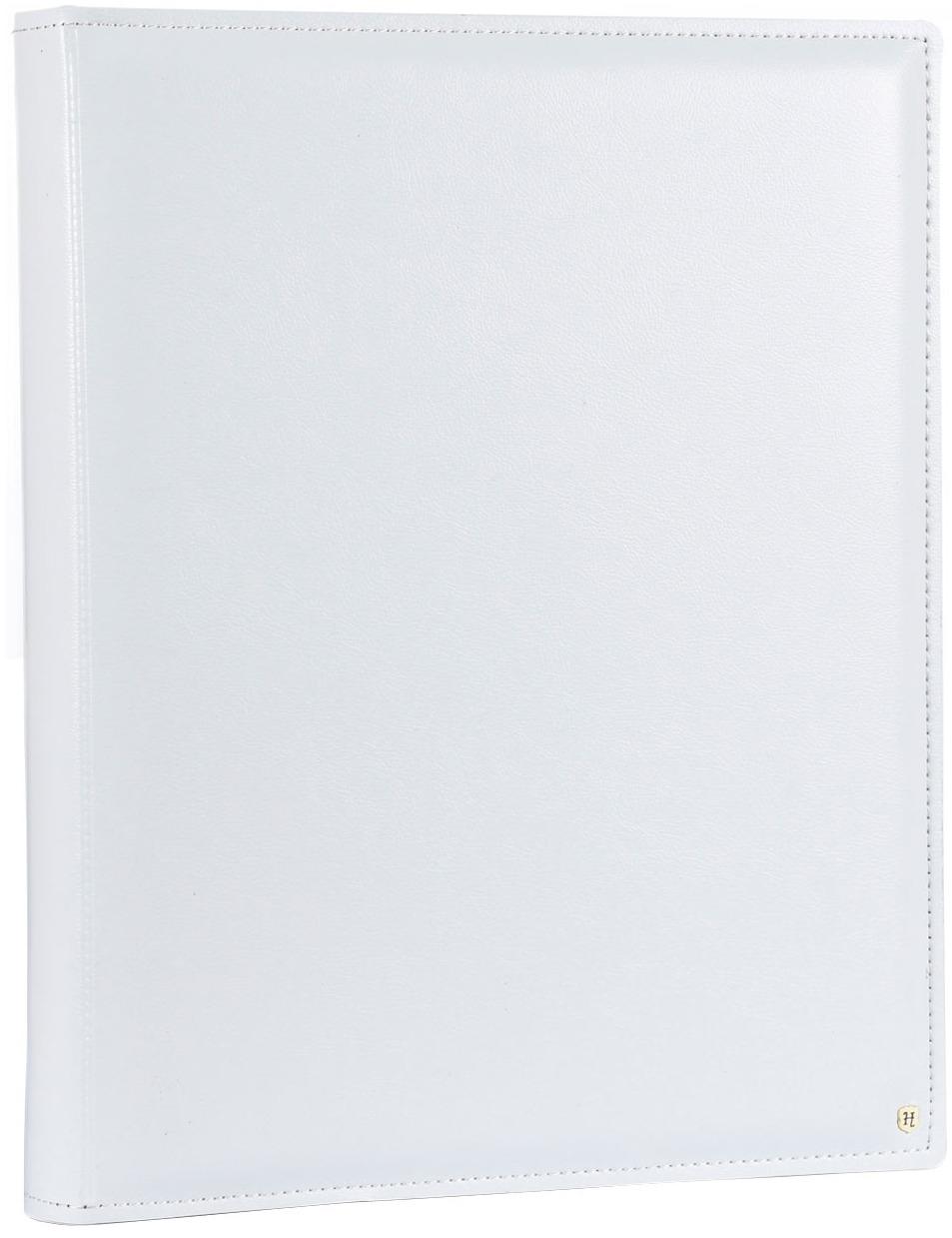 HENZO GRAND CARA klasické/80  bílých stran, 34,5x43 bílé listy, bílé