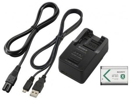 SONY ACC-TRBX nabíječka + akumulátor NP-BX1 + BC-TRX
