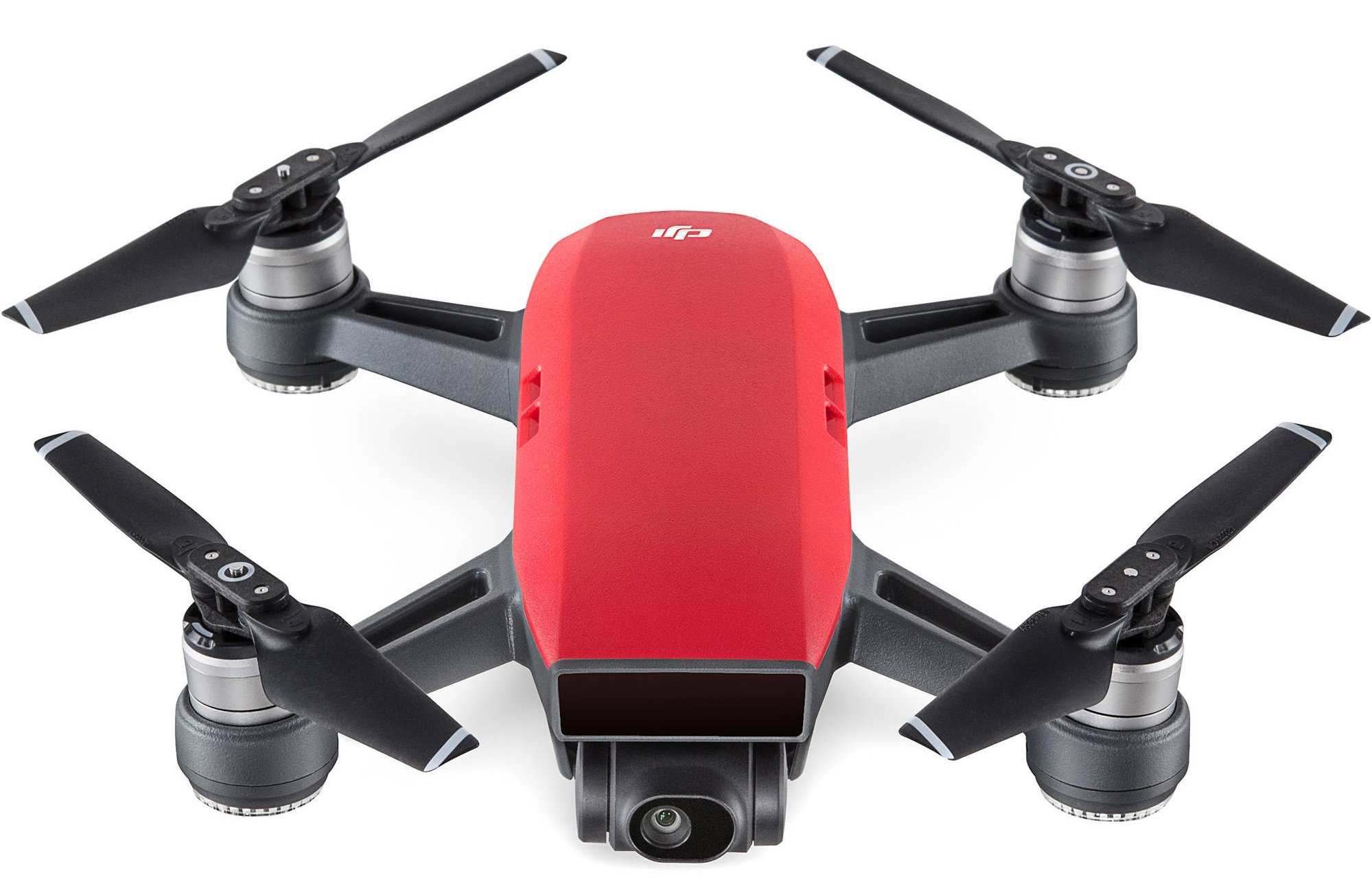DJI SPARK Fly More Combo - Lava Red version