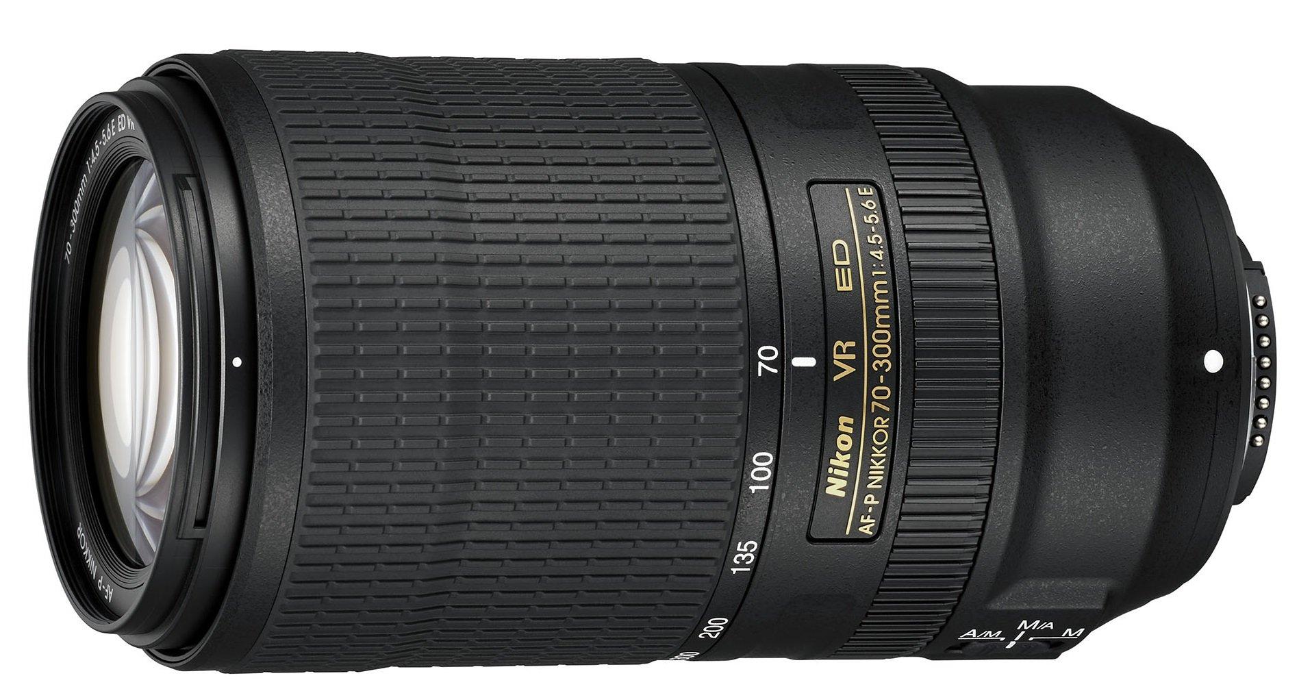 NIKON 70-300 mm f/4,5-5,6 E ED VR AF-P