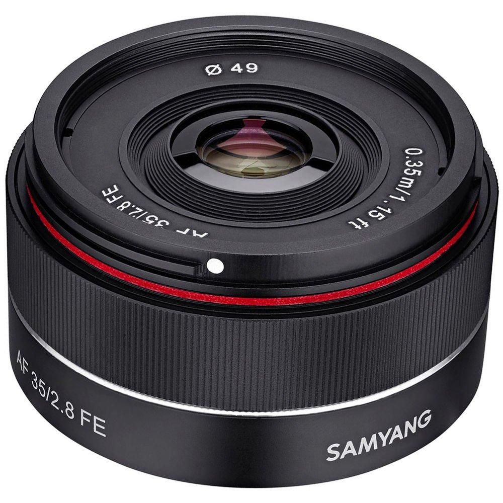 SAMYANG 35 mm f/2,8 AF pro Sony E
