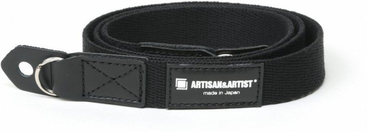 ARTISAN&ARTIST popruh ACAM-102 černý
