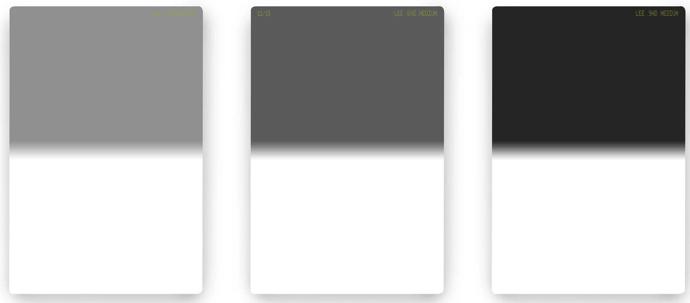 LEE set filtrů SW150 ND gradual medium