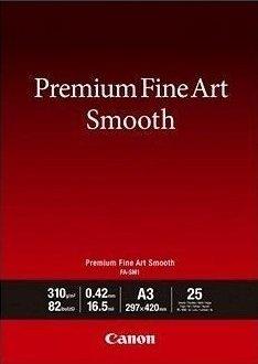 CANON Inkjet FINE ART PAPER FA-SM1 A3/25