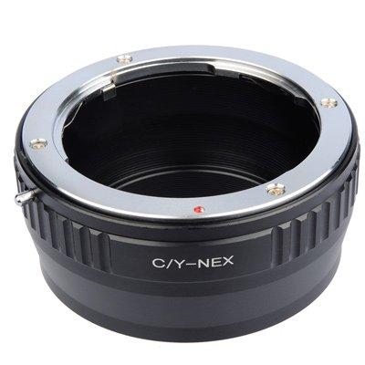 B.I.G. adaptér objektivu Yashica/Contax na tělo Sony E