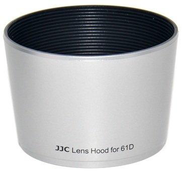 JJC sluneční clona LH-61D stříbrná objektivu Zuiko 40-150 mm/M-Zuiko 40-150 mm