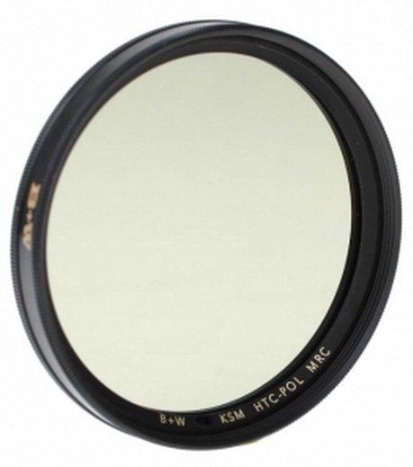 B+W filtr Polarizační cirkulární KSM HTC MRC F-PRO 58 mm