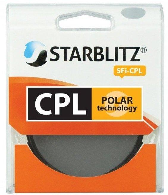 STARBLITZ filtr polarizační 62 mm