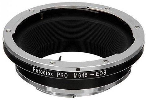FOTODIOX adaptér objektivu Mamiya 645 na tělo Sony E