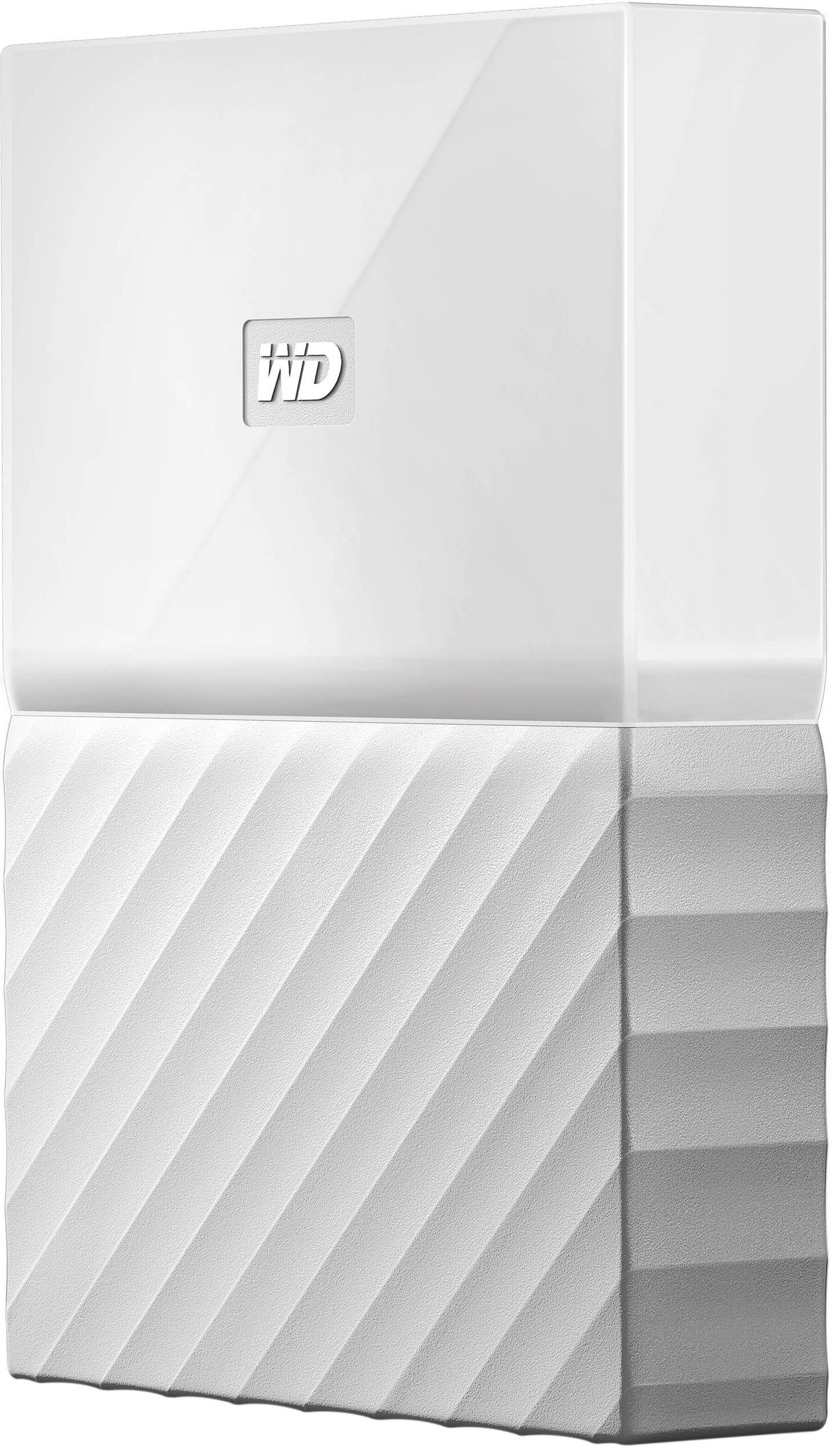"WD MY PASSPORT 2TB Ext. 2.5"" USB3.0, bílý"