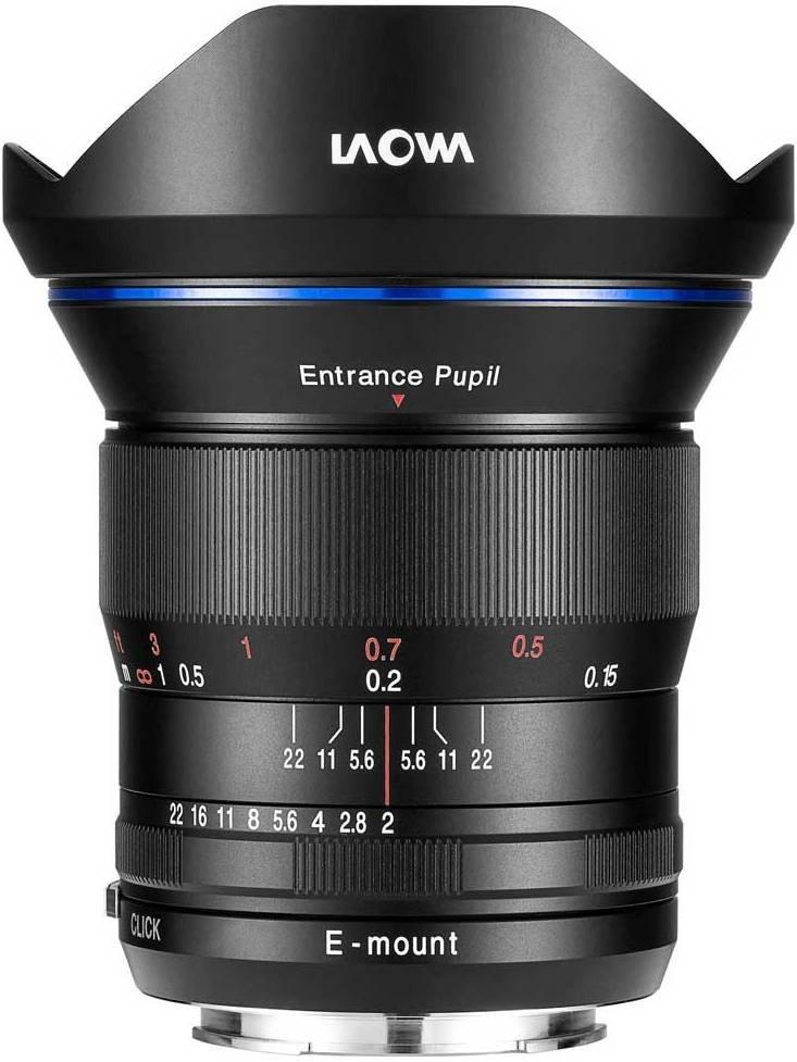 LAOWA 15 mm f/2 FE Zero-D pro Sony E