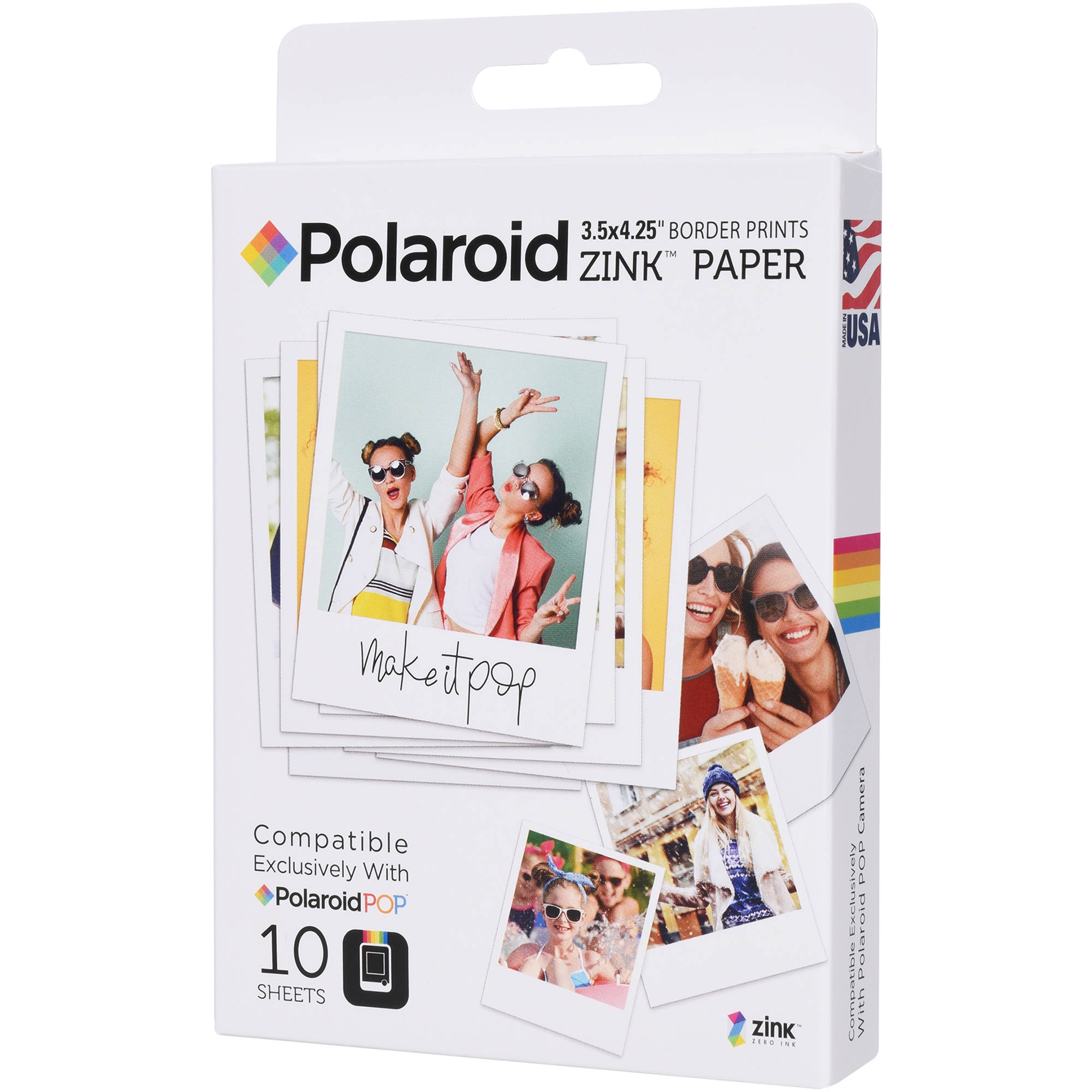 POLAROID 3,5