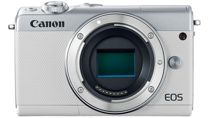 CANON EOS M100 bílý