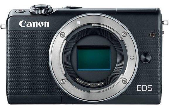 CANON EOS M100 černý