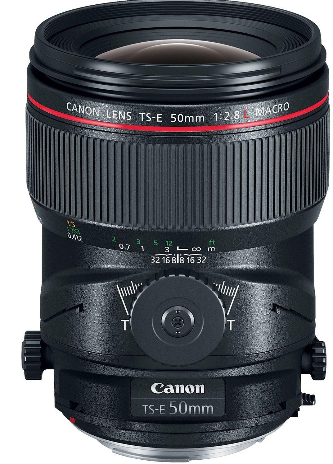 CANON TS-E 50 mm f/2,8 L MACRO