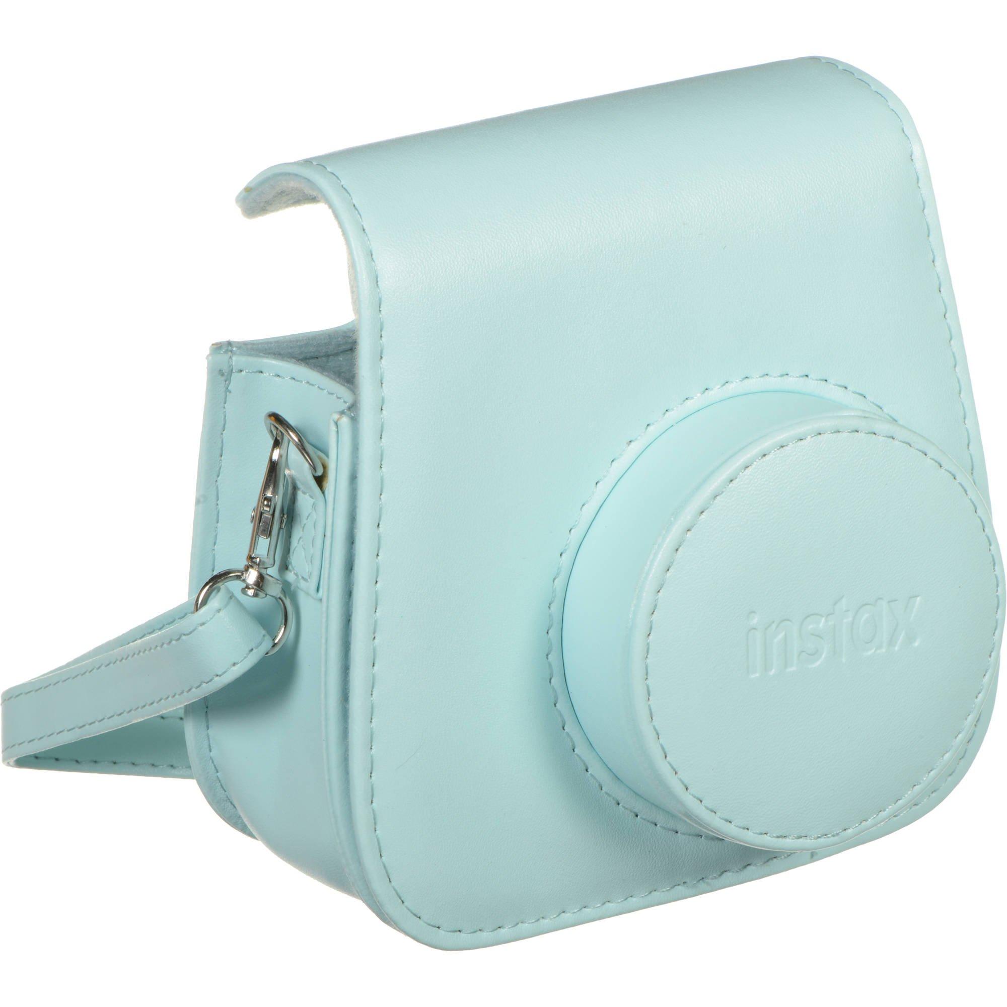 FUJIFILM INSTAX  pouzdro MINI 9 - světle modré