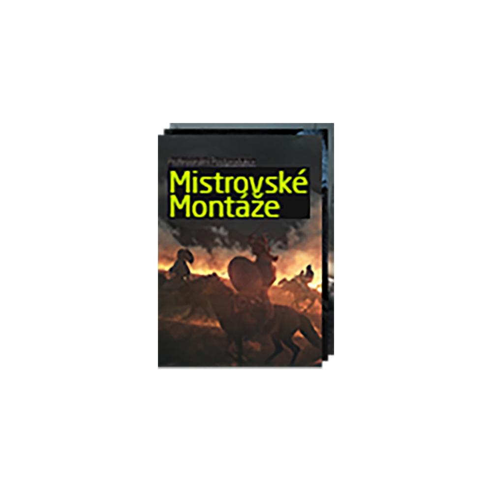 PROFESIONÁLNÍ POSTPRODUKCE - MISTROVSKÉ MONTÁŽE na flash disku