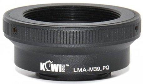 KIWI adaptér objektivu Nikon G na tělo Pentax Q
