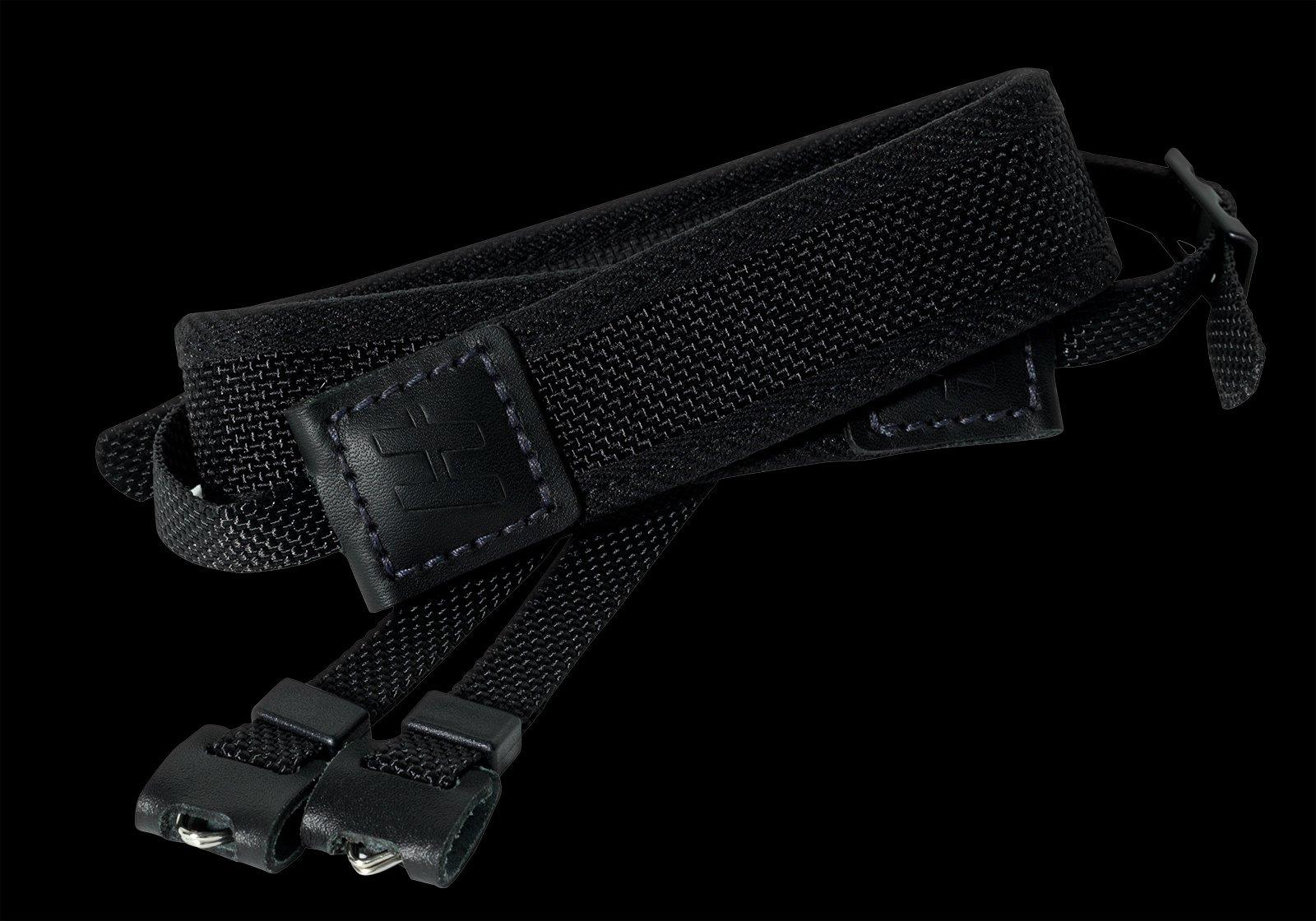 HASSELBLAD ramenní popruh kožený černý pro X1D