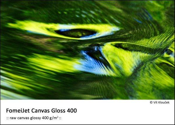 FOMEI FomeiJet A4/5 Canvas Gloss 400, testovací balení