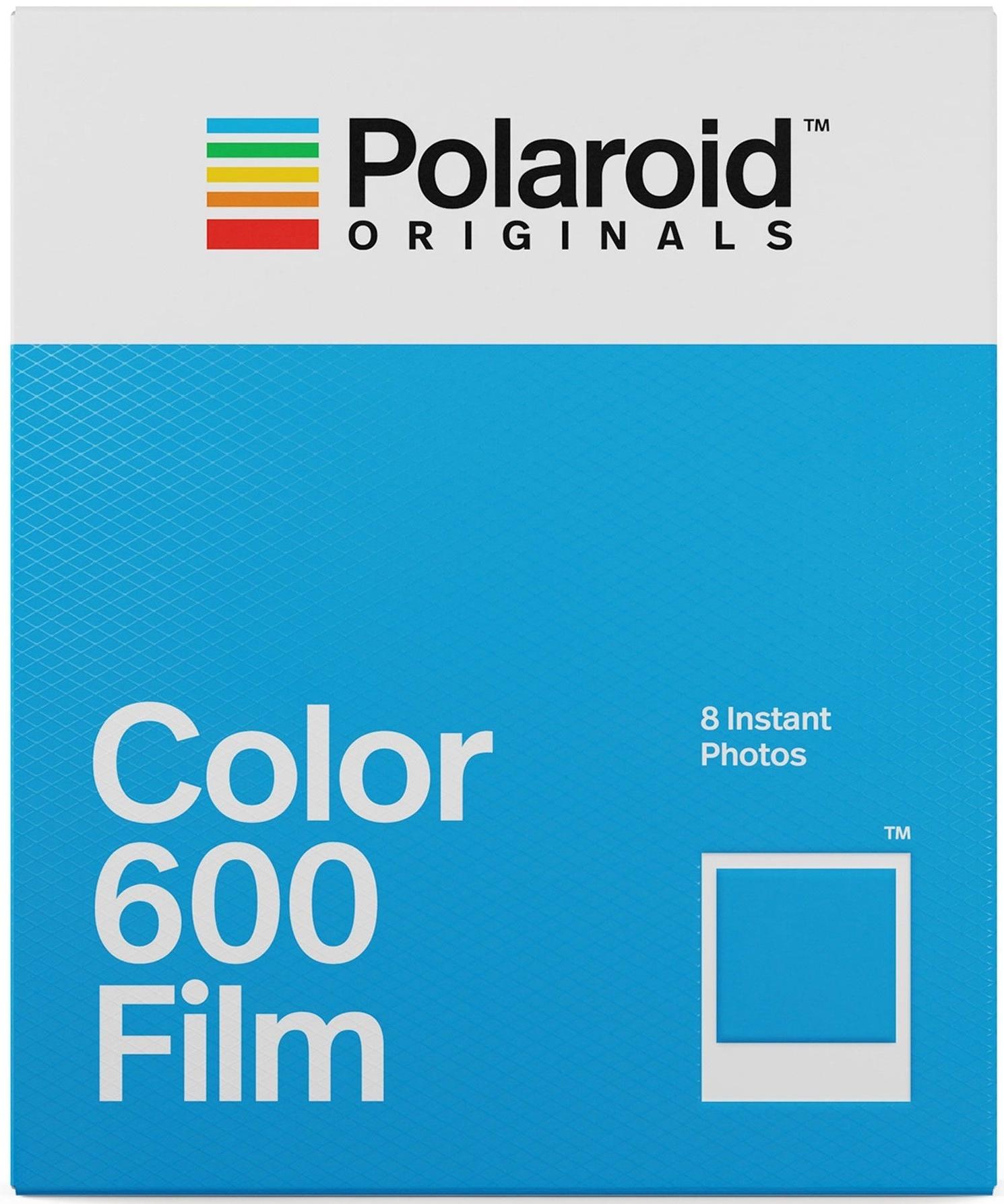 POLAROID ORIGINALS barevný film pro Polaroid 600/8 snímků