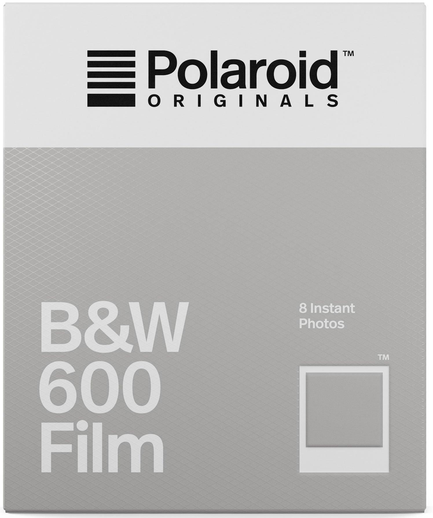 POLAROID ORIGINALS černobílý film pro Polaroid 600/8 snímků