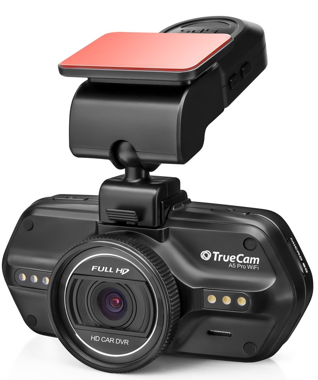 TRUECAM A5 Pro WiFi - kamera do auta