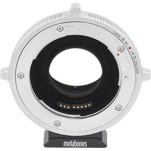 METABONES adaptér objektivu Canon EF na Sony E T CINE Speed Booster Ultra 0,71x