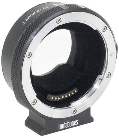METABONES adaptér objektivu Canon EF na Sony E T V