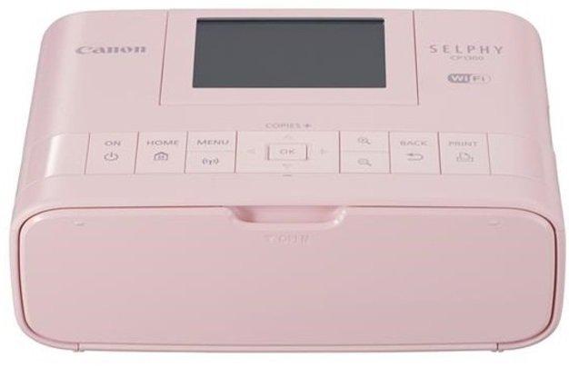 CANON SELPHY CP1300 - termosublimační tiskárna pink