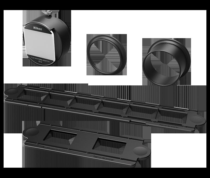 NIKON ES-2 adaptér pro digitalizaci filmů