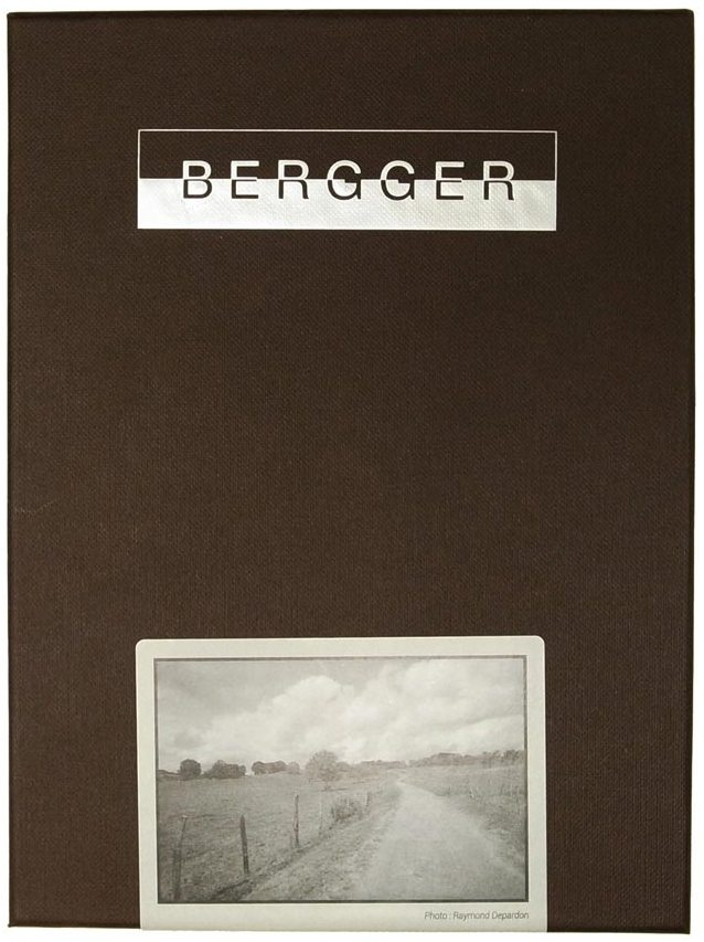 BERGGER Pancro 400 20,3x25,4 cm 8x10