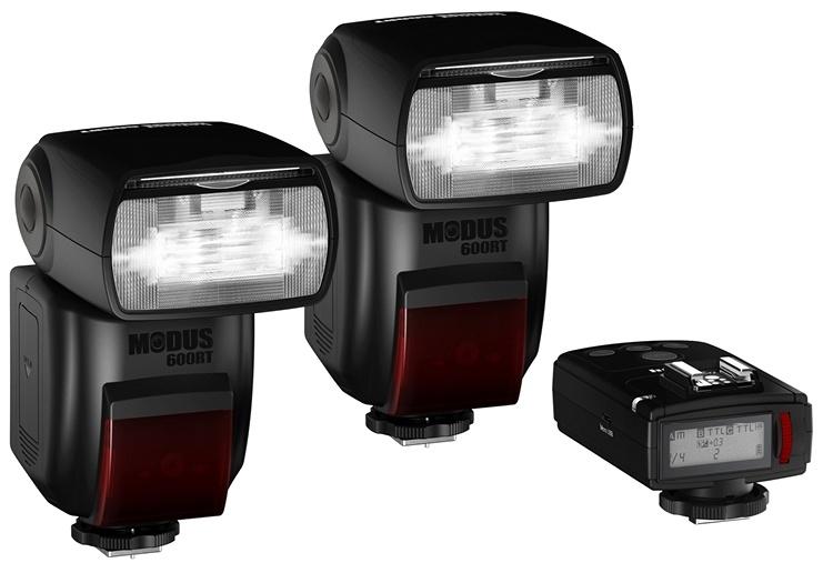 HAHNEL Modus 600RT Pro Kit pro Nikon