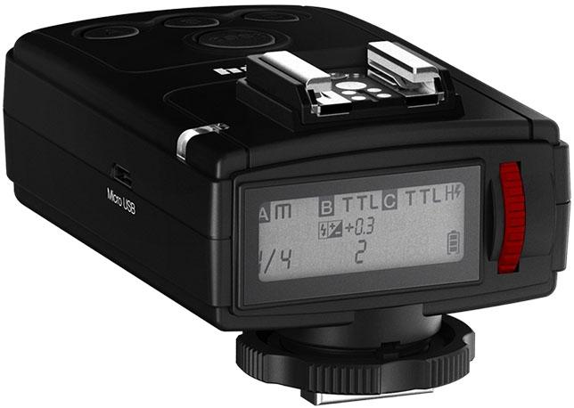 HAHNEL Viper TTL vysílač blesku pro Sony