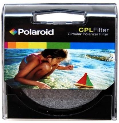 POLAROID filtr Polarizační cirkulární 72 mm