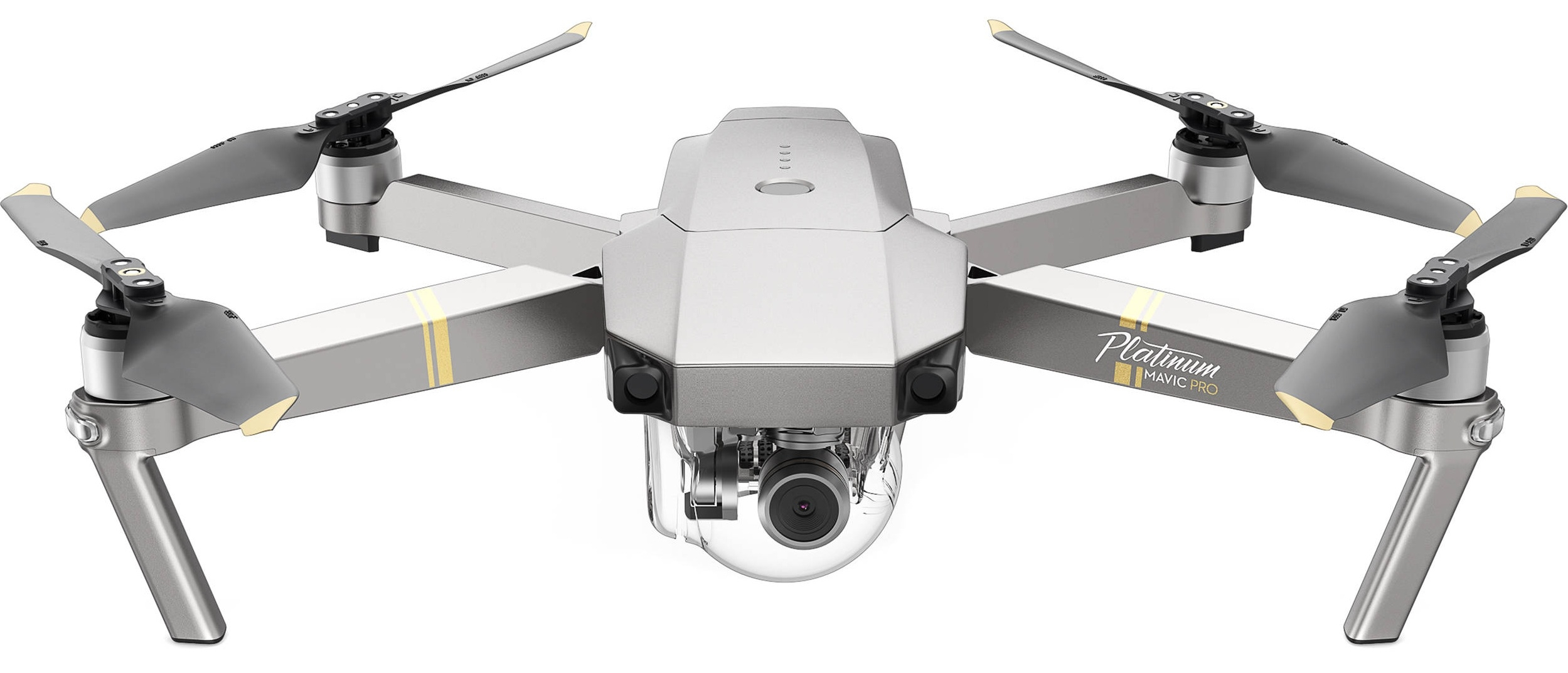 DJI MAVIC PRO Platinum version