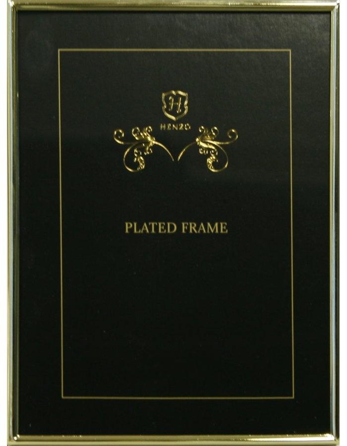HENZO LONDON rám 15x20 zlatý