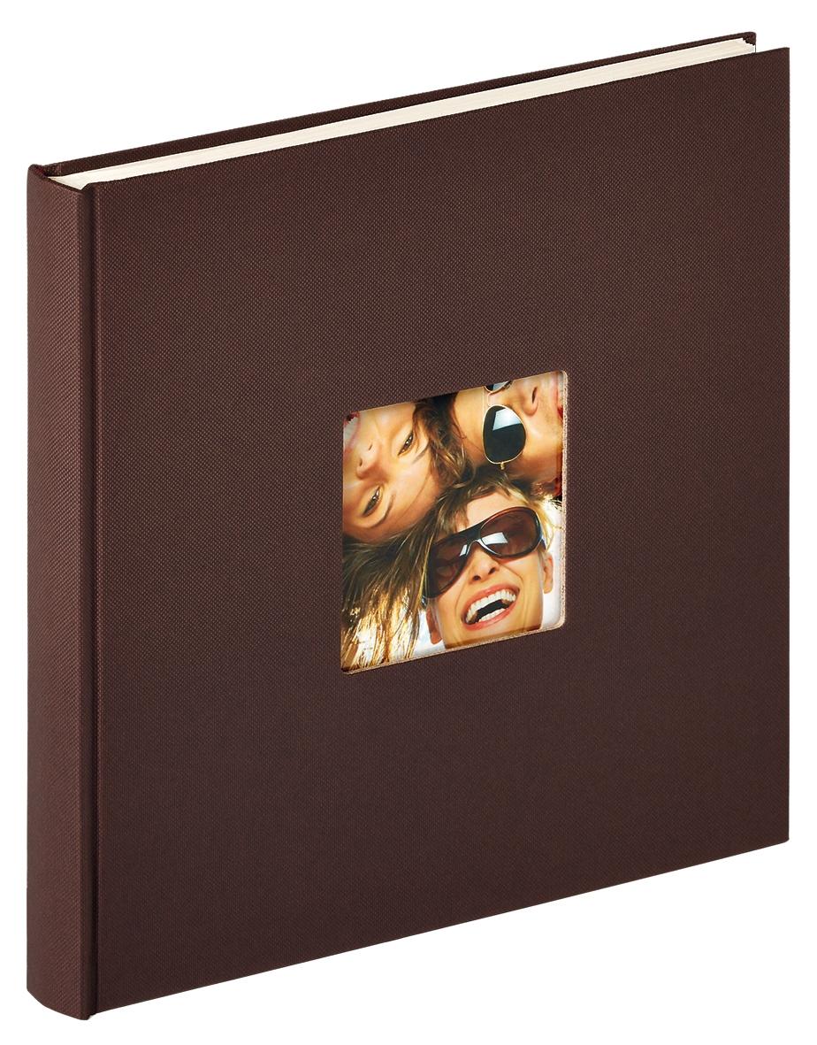 WALTHER FUN klasické/40 stran, 26x25, hnědá