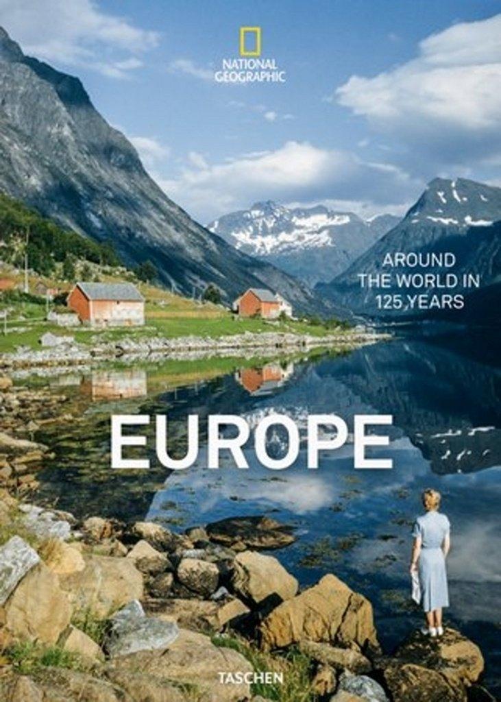 NATIONAL GEOGRAPHIC - Around the World Europe