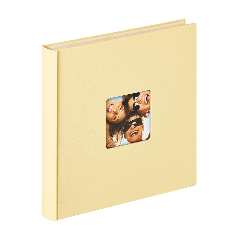 WALTHER FUN samolepicí/50 stran, 33x34, krémové