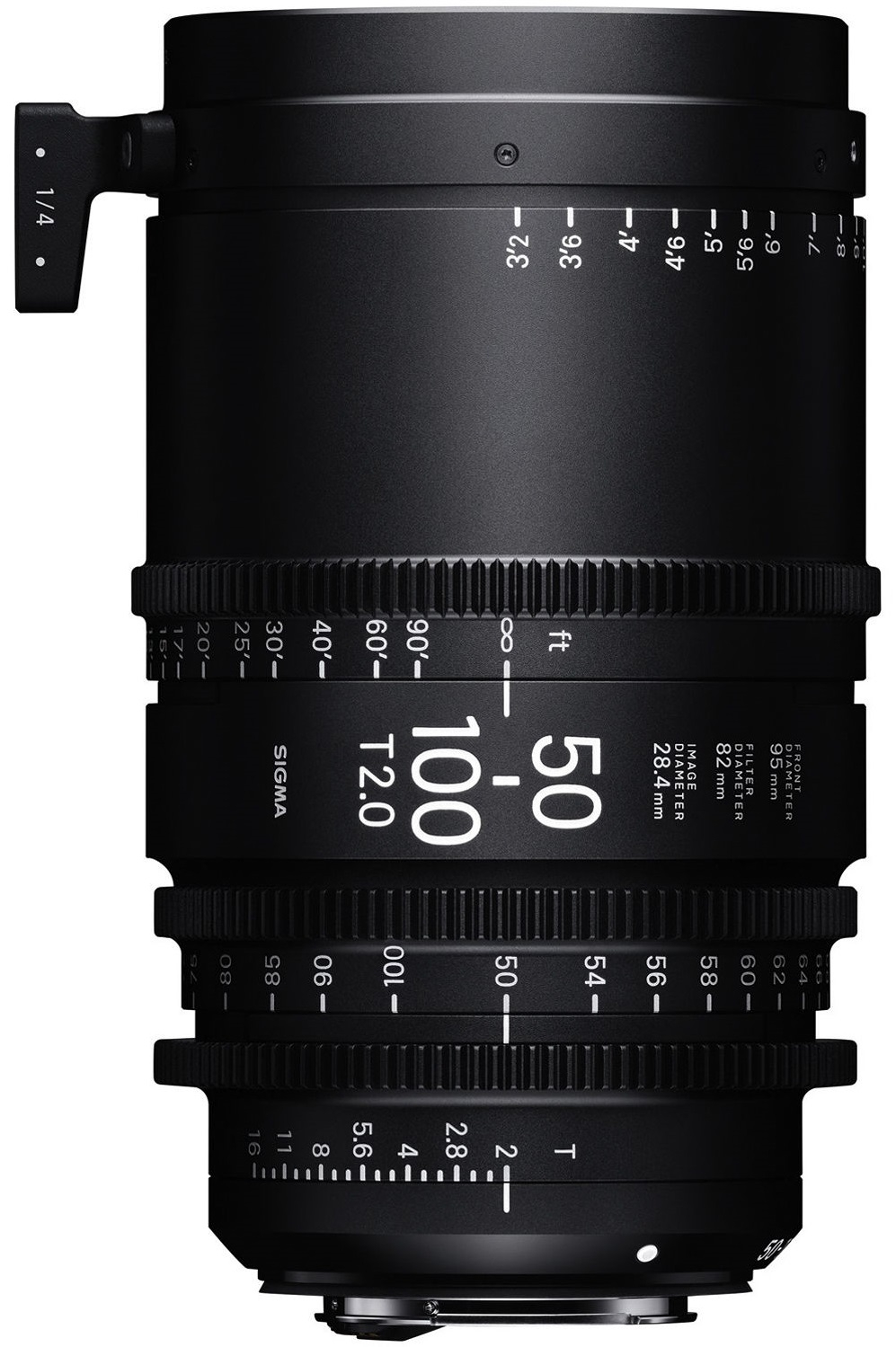 SIGMA 50-100 mm T2 FL EF-mount
