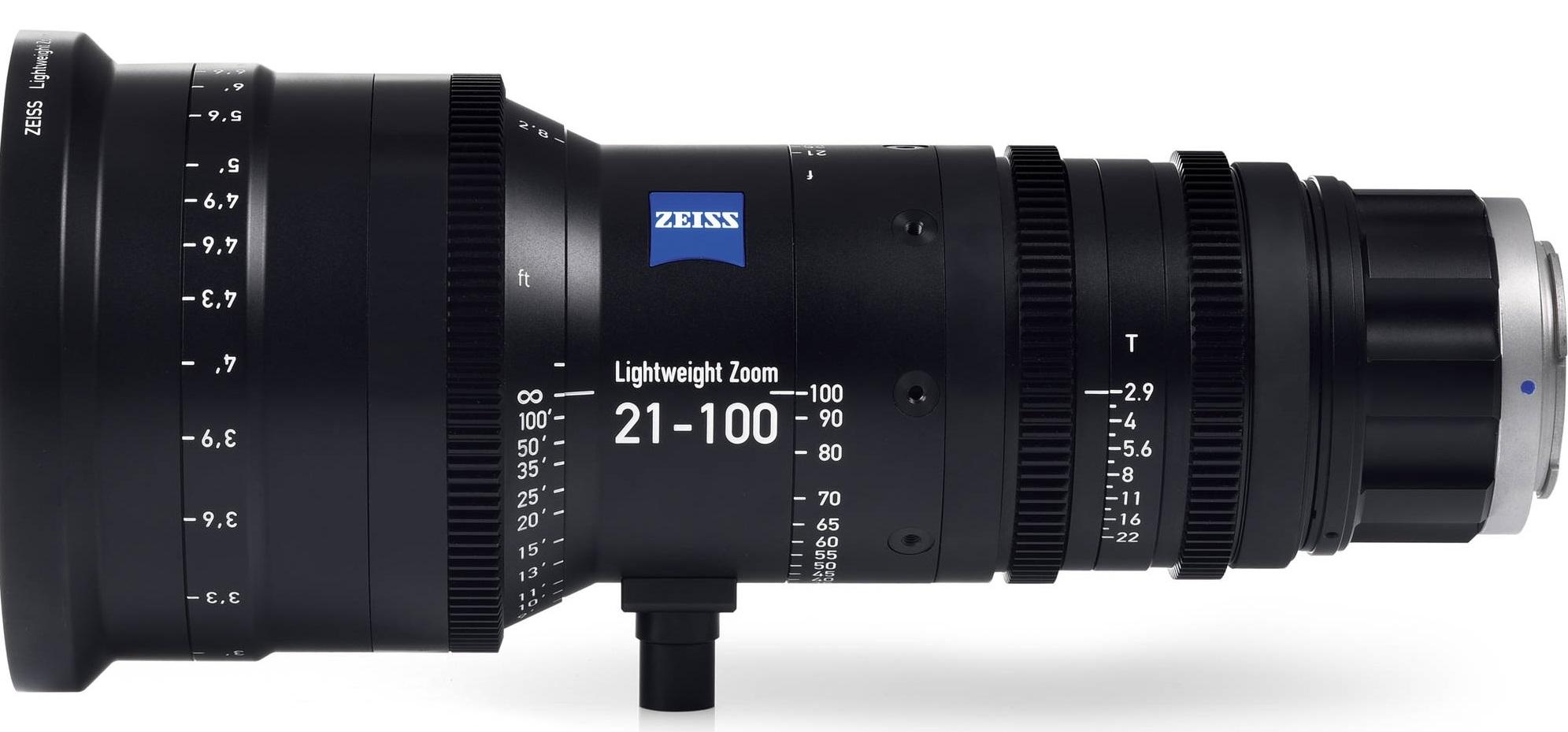 ZEISS LWZ.3 21-100 mm T2,9-3,9 PL-mount