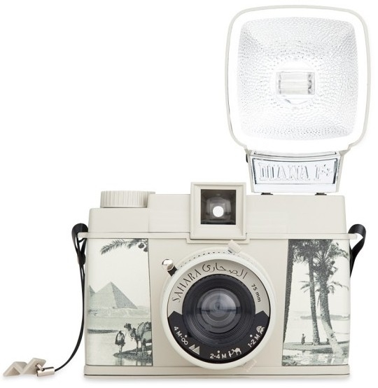 LOMOGRAPHY Diana F+ Sahara Deluxe Package