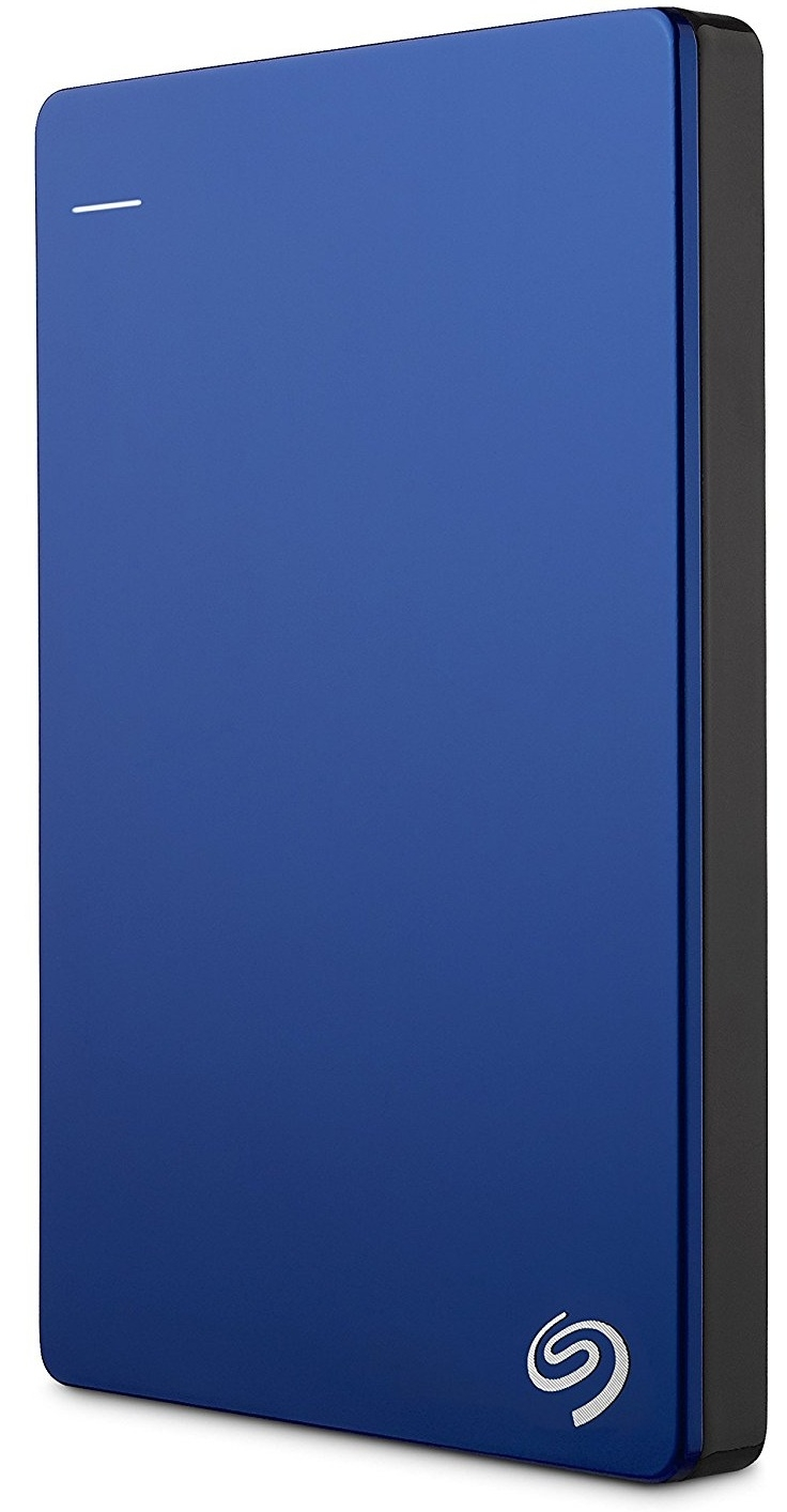SEAGATE Externí disk 1TB USB 3.0 modrý