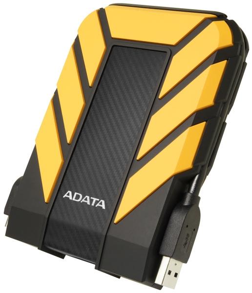 ADATA HD710 HDD externí disk 2TB USB 3.1 žlutý
