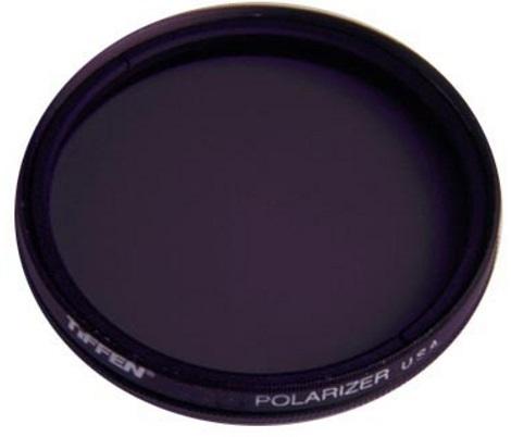 TIFFEN filtr cirkulární polarizační 58 mm Slim