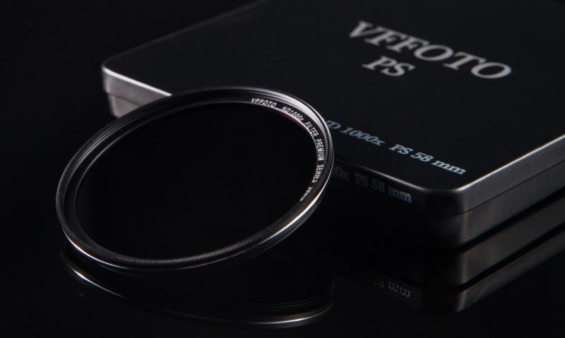 VFFOTO filtr ND 1000x PS 58 mm