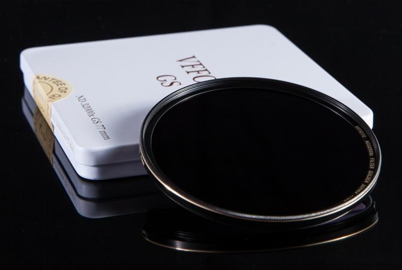 VFFOTO filtr ND 32000x GS 77 mm